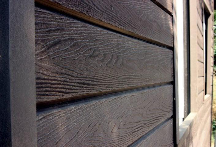 חיפוי חיצוני בלוחות WPC דמוי עץ בטרווד